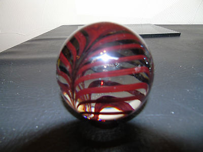Langham glass paperweight - large