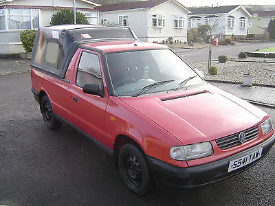 Skoda Caddy Pick Up 1998