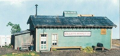 B.T.S. 7435 S Willet's Supply Company
