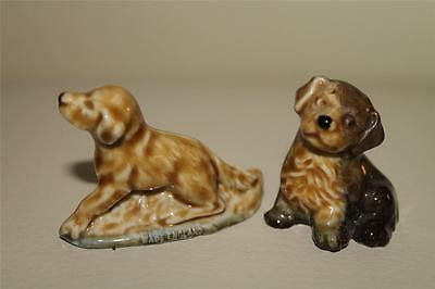 WADE SETTER & MONGREL ENGLISH WHIMSIES SET 1 AND 3 good cond ref 8