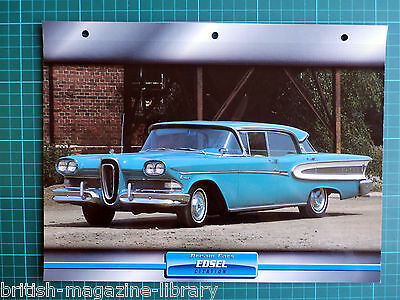 Edsel Citation - Dream Cars Atlas Edition