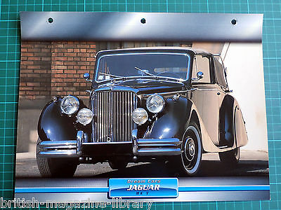 Jaguar Mk V - Dream Cars Atlas Edition