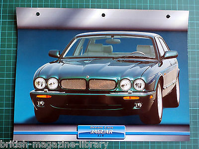 Jaguar XJR - Dream Cars Atlas Edition