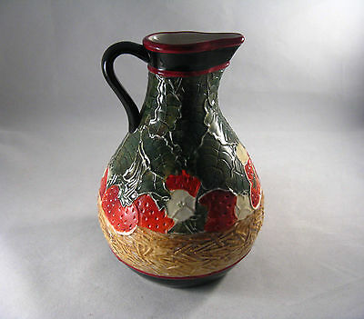 Kevin Francis Jug Strawberry Patch - John Michael Limited Edition