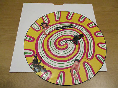 "Red Hot Chili Peppers ‎– Higher Ground   Vinyl 12"" Picture Disc Limited Edition"