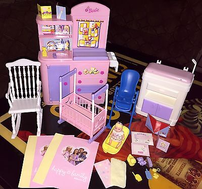 Barbie Happy Family Lot Sale