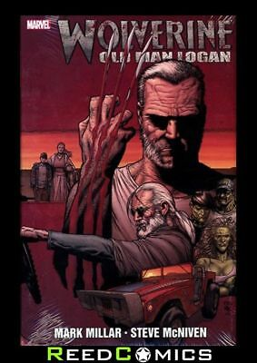 WOLVERINE OLD MAN LOGAN HARDCOVER (224 Pages) Collects Wolverine (2003) #66-72