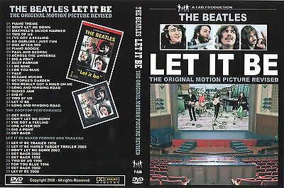 The Beatles. 1969. Let It Be Revised. Pro - Shot. Dvd.