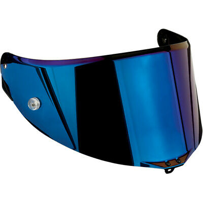 AGV Genuine Visor/Shield - Pista GP/Corsa/GT Veloce (Iridium Blue Anti-Scratch)
