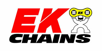EK Chains 520 SRX2 Series SKJ QX-Ring Clip Master Connecting Link (Gold)