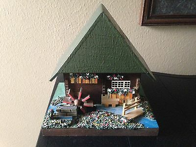 "REUGE ""The Mill in the Black Forest"" Music Box"