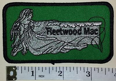 Fleetwood Mac Rock Music Band Group Concert Patch