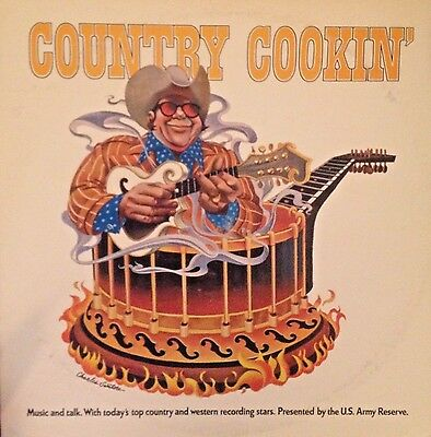 da587720f66 Radio Show  COUNTRY COOKIN w LEE ARNOLD   256 RONNIE PROPHET   255 GLENN