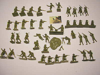 soldatini Toy Soldiers Airfix US Infantry scala H0-00