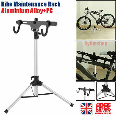 Bicycle Repair Work Stand Home Cycle Bike Mechanics Mountain Road Professional
