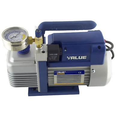 AIR CONDITIONER  FRIDGE VACUUM PUMP V- i125Y-R32  MAGNETIC VALVE R32 REFRIGERANT