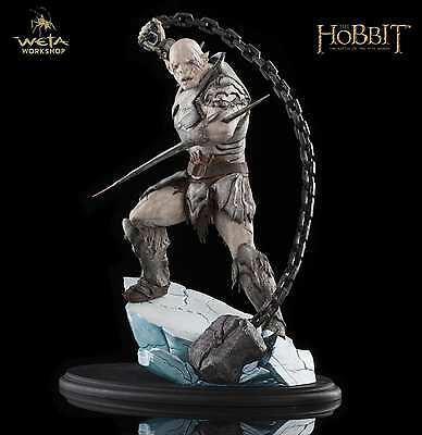 HOBBIT AZOG - COMMANDER OF LEGIONS  Limited edition of 1000 The Weta Cave