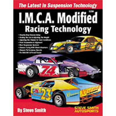 STEVE SMITH AUTOSPORT S280 I.M.C.A. Modified Racing Techn. Book