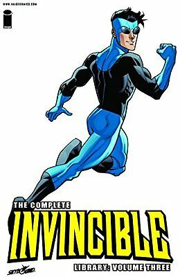 Complete Invincible Library 3 Copertina rigida