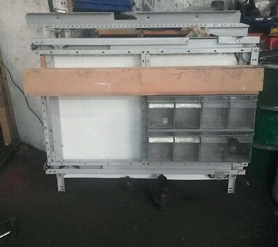 ford transit connect racking