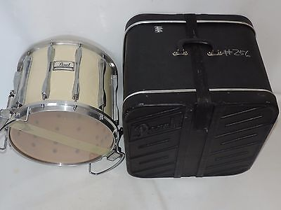 """Pearl 14"""" High Tension Marching Snare Drum with Case"""