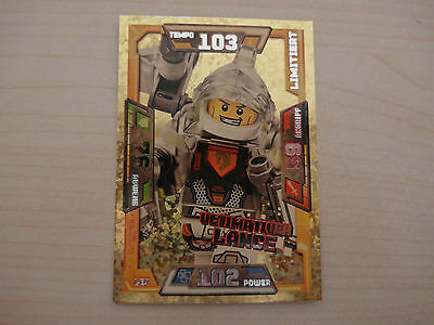 Lego Nexo Knights LE3 Ultimativer Lance limitiert Trading Card Game