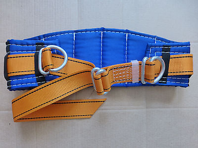 Adjustable Safety Belt with 2 D-rings