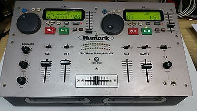 Cdj Numark Cd Mix-1