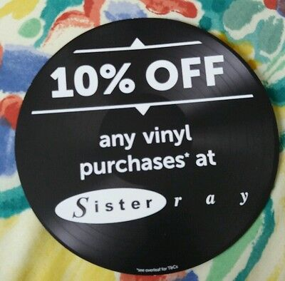 Sister Ray 10% Off Voucher Valid Until 15 April 2017