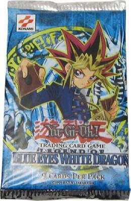 Legend of Blue Eyes White Dragon Unlimited Booster Pack [LOB] (Yugioh) New
