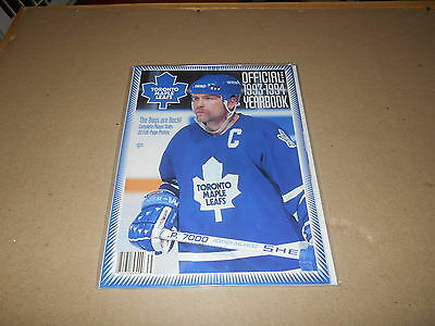 1993-94 Official Toronto Maple Leafs Yearbook