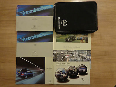 Mercedes Benz ML M Class Owners Handbook Manual and Wallet 05-09
