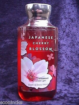 Bath & Body Works Douchegel Japanese Cherry Blossom Shower Gel 295 ml