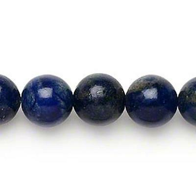 Beads Lapis Lazuli Round 14mm 16inch *UK EBAY SHOP*