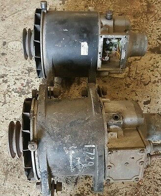 Volvo B10M Mk3 Alternators X 2