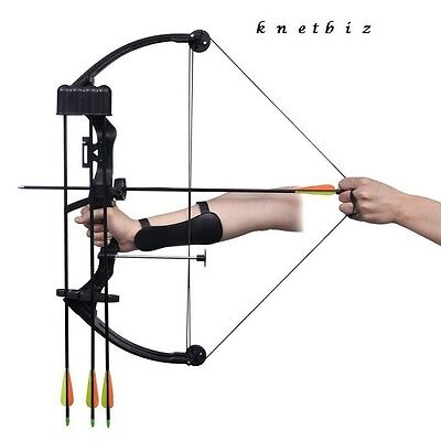 Archery Compound Bow Accessories Aluminium Arrows Youth  Outdoor Sport Equipment