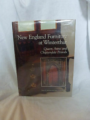 New England Furniture at Winterthur Book