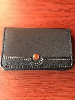 Wenger Swiss Army Rhea business/credit card case / holder / wallet EUC