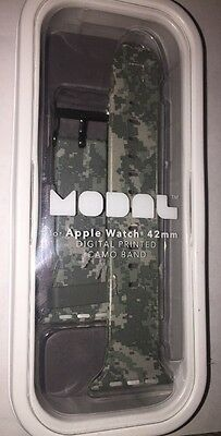 Modal - Textured Band for Apple Watch42mm - Camo