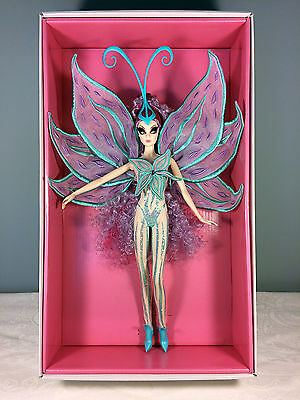 2014 Bob Mackie Princess Stargazer Barbie Doll - Gold Label - Deboxed w/ Shipper