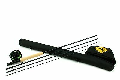 Echo Base Series Fly Rod Kit - Medium/Fast Reel & Rod Kit