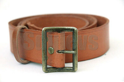 WWII Chinese army  leather belt