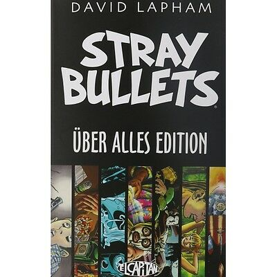 Stray Bullets Uber Alles Edition Paperback  Brand New