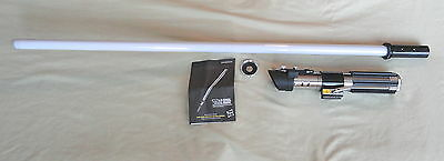 Star Wars Darth Vader Force FX Lightsaber Removable Blade Rogue One Hasbro 2010