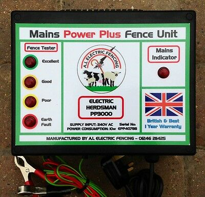 electric fence energiser,mains electric fence unit,electric fencing