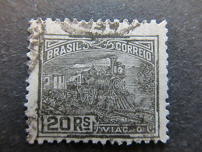 A3P23 Brazil 1920-22 Unwmk 20r used #113