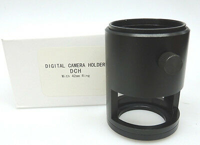 Helios T Mount Digiscope telescope Acuter scope Camera adapter with 42mm ring