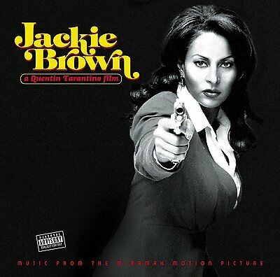 Jackie Brown Soundtrack New Sealed 180G Vinyl Lp Reissue & Mp3 In Stock