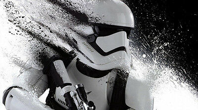Star Wars Oil Painting HD Print On Canvas Wall Art stormtrooper NO Frame 20