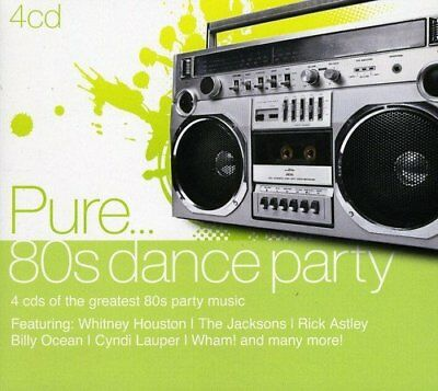 Pure 80S Dance Party [CD]